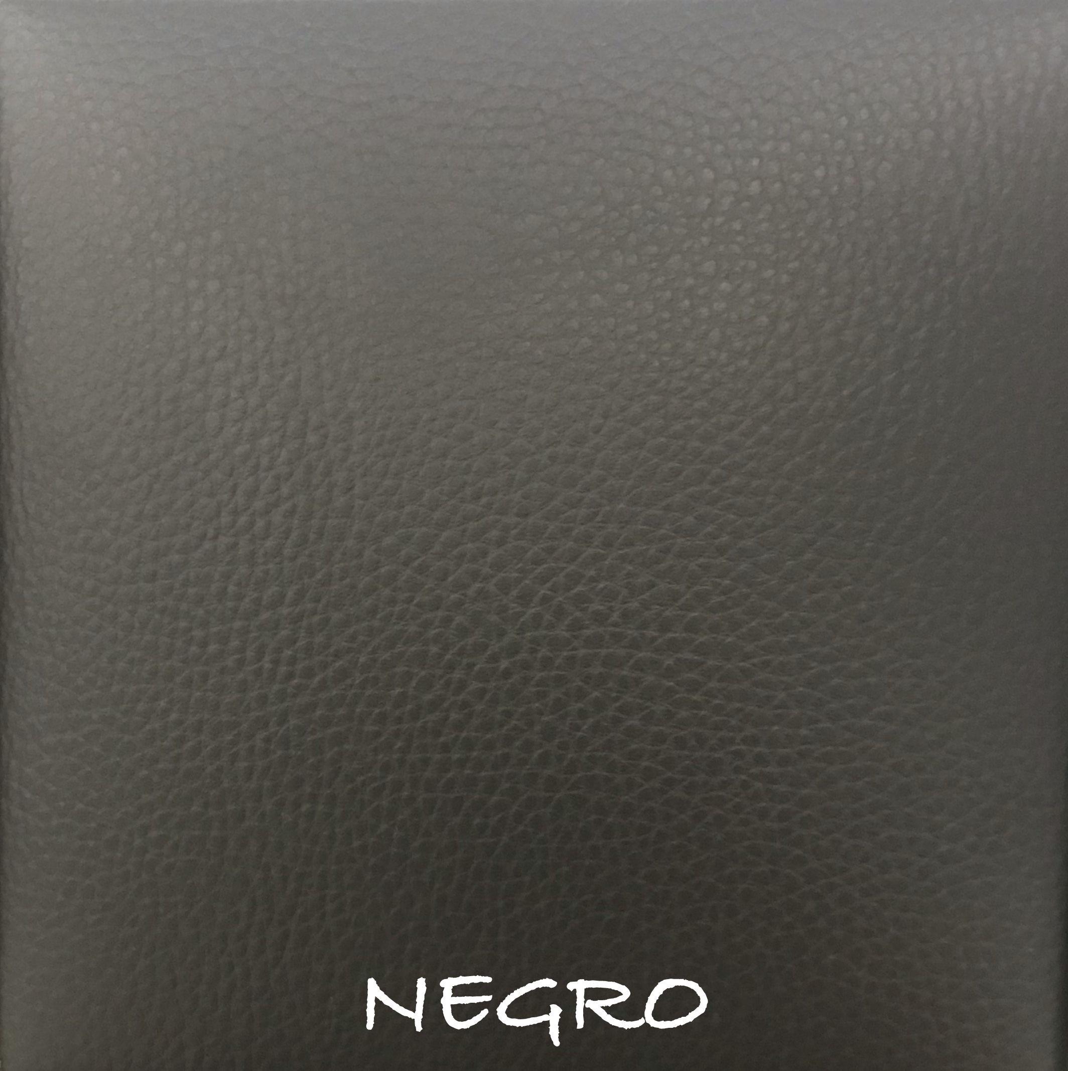 negro poli piel