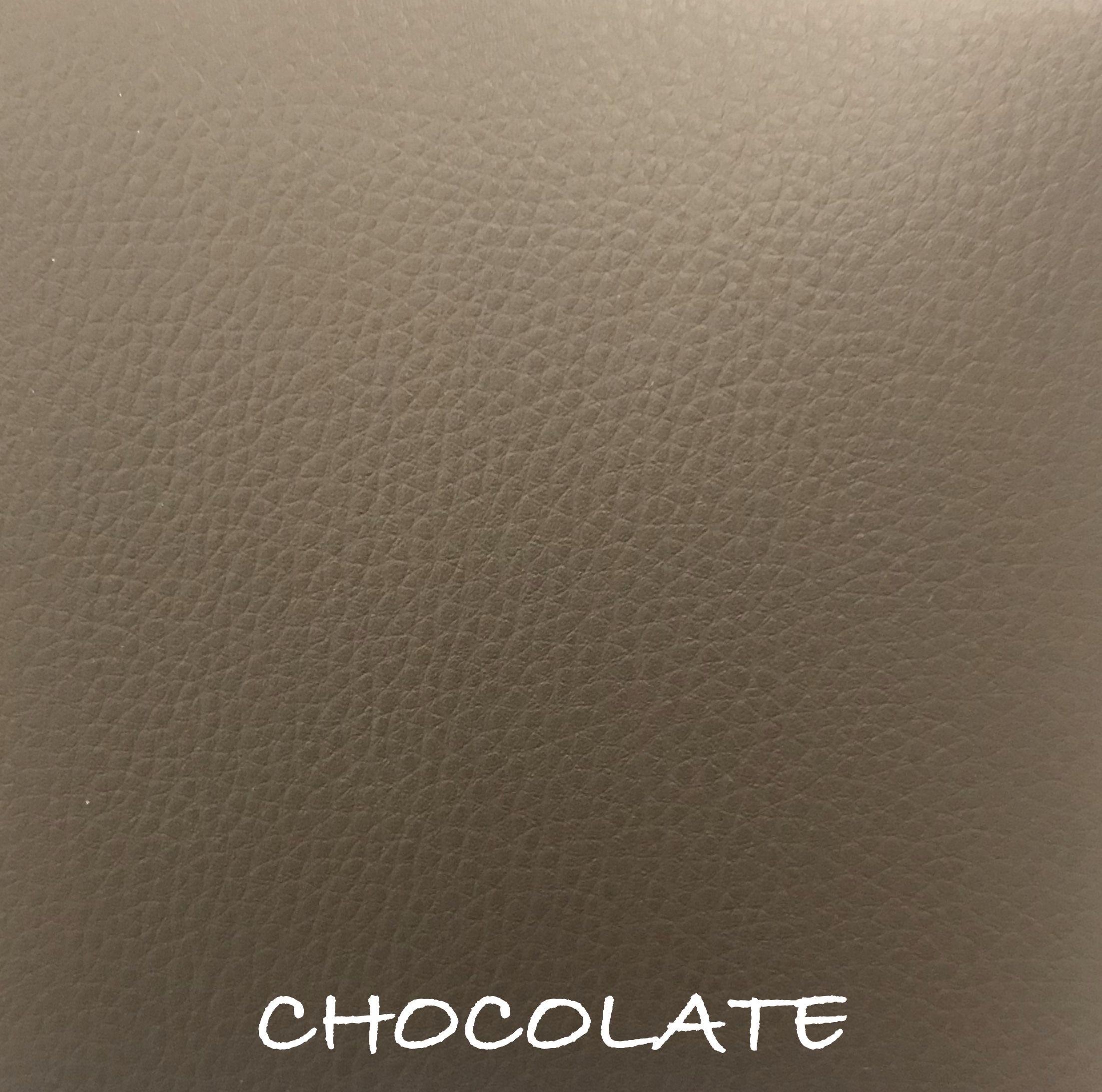 chocolate poli piel