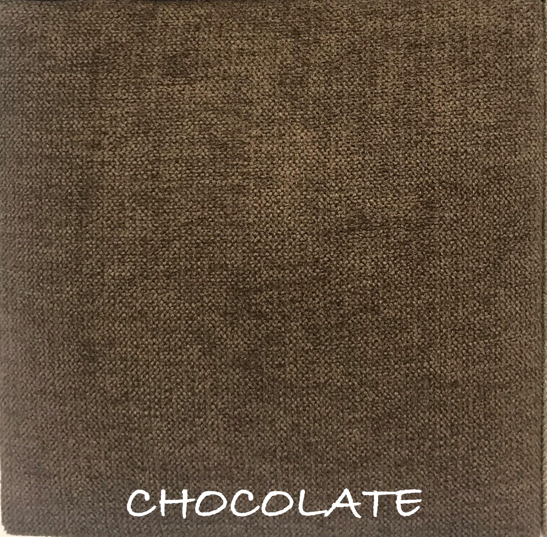chocolate tejido